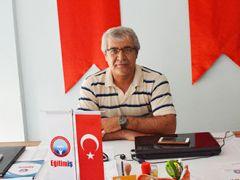 Ali YETKİN-İl Temsilcilik Başkanı